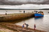 9th August 2013  Findhorn Bay