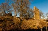26th December 2013  Balquhain Castle