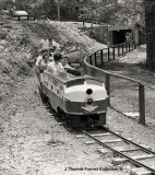 Kiwanis train 5-19-68 Elm St. Park