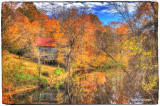 Old Mill in the Fall