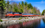 The Providence & Worcester RR