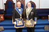 2012 - 2013 - Ontario District - R.W. Bro. Colin B. Skilling