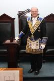 2013 - 2014 - Ontario District - R.W. Bro. David A.G. Mills