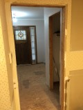 Foyer in progress - 1