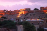 2014079025 Jaisalmer Fort twilight.JPG