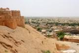 2014079048 Jaisalmer Fort walls.JPG