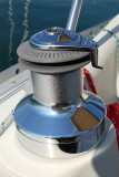 Lewmar Ocean Series Winch Warning