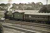 Leaving For Branxton 18/04