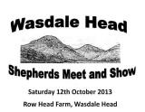 Wasdale Head Show 2013 & 2014