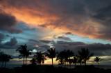 Waiulaula sunset