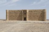 Buildings in the desert