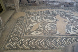 Jordan Petra 2013 2278b Byzantine Church mosaic.jpg