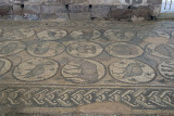 Jordan Petra 2013 2283b Byzantine Church mosaic.jpg