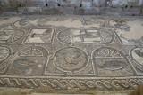 Jordan Petra 2013 2290b Byzantine Church mosaic.jpg