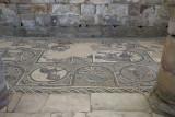 Jordan Petra 2013 2291b Byzantine Church mosaic.jpg