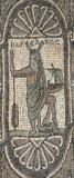 Jordan Petra 2013 2303b Byzantine Church mosaic.jpg