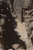 Jordan Petra 2013 2242 The Treasury from high.jpg