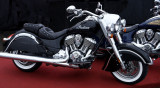 TODAY,FIRST 2014 INDIAN MOTORCYCLE SHOW IN TAIWAN