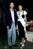 MISS EUROPE VISIT FORMOSA GOLF CLUB