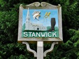 Stanwick, Northamptonshire, England, UK