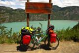446    Rafael touring Chile - Bianchi Peregrine touring bike