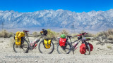 459    Dallon and Heather touring California - Surly Ogre & Troll