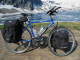 460    Witold touring Norway - Author Stratos SX touring bike