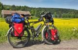 467  Arno touring Finland - Avaghon S26 touring bike