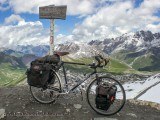 469  Johnny touring France - Thorn Nomad touring bike