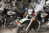 Cop Harley-Davidsons