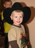 Logan Tries Brothers Hat