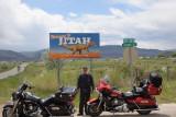 Me @ Utah Border