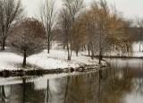 Slight Snow and Fog