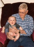 Liam & Great Grand Pa