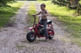Ride That MiniBike!