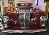1948 Daimler DE-36 Coupe
