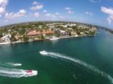 Aerial photos taken with DJI Phantom Vsion 2 Plus / +