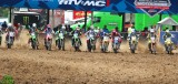 LORETTA LYNN'S SATURDAY 250C LIM - START - TY KESTEN #98 & DYLAN BARTLETT #95