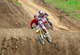 HIGH POINT LORETTA LYNN QUALIFIER MAY 2 - 250A MOTO 2 JARED LESHER & ALEXANDER FRYE - GREAT RACING