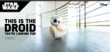 BB-8 App Enabled Droid by Sphero