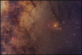 Scorpius and Milkyway