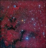 NGC 2626 in Vela