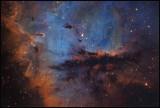 Deep In the Pacman nebula