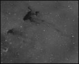 Barnard 163 - Hydrogen Alpha