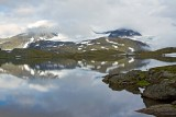 Outside Sognefjellshytta, Jotunheimen