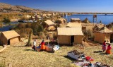 The Floating islands, Uros