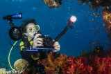 Dive Testing the Fantasea FRX100 lll Housing