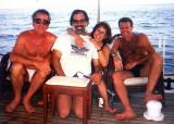 Fridmani, Howard, Genie and Yehuda