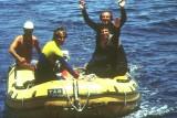 Niki, David and David return