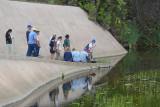 River Water Sampling 5